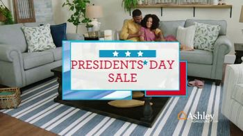 Ashley HomeStore Presidents Day Sale TV Spot, 'Free Gift' Song by Midnight Riot - Thumbnail 2