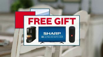 Ashley HomeStore Presidents Day Sale TV Spot, 'Free Gift' Song by Midnight Riot - Thumbnail 9