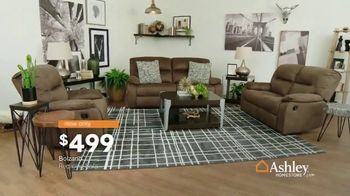 Ashley HomeStore Presidents Day Sale TV Spot, 'Final Week: Sofas & Beds' Song by Midnight Riot - Thumbnail 4