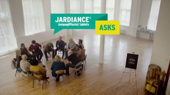 Jardiance TV Spot, \'Jardiance Asks: Thinking About Your Heart?\'