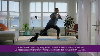 Brilinta TV Spot, 'Survivor' Featuring Bob Harper