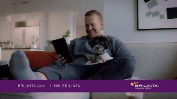 Brilinta TV Spot, 'Survivor' Featuring Bob Harper