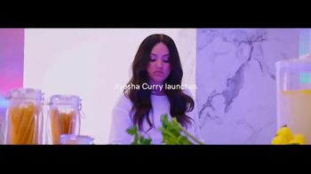 GoDaddy TV Spot, 'Ayesha Curry Is Making the World She Wants' - Thumbnail 4