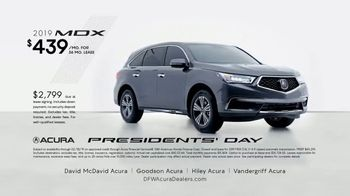 2019 Acura MDX TV Spot, 'Presidents Day: By Design: City' [T2] - Thumbnail 7