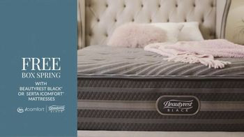Havertys Presidents Day Mattress Sale TV Spot, 'Free Box Spring' - Thumbnail 7