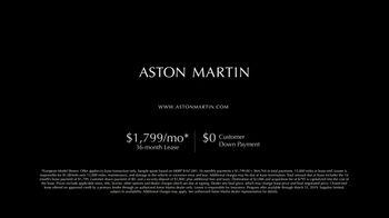 Aston Martin Vantage TV Spot, 'Beautiful Won't Be Tamed: In the Dark' [T2] - Thumbnail 9
