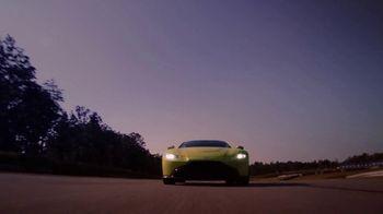 Aston Martin Vantage TV Spot, 'Beautiful Won't Be Tamed: In the Dark' [T2] - Thumbnail 5