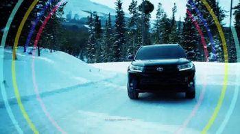 Toyota TV Spot, 'Weather Forecast: Brace for Adventure' [T2] - Thumbnail 4