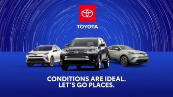 Toyota TV Spot, 'Weather Forecast: Brace for Adventure' [T2] - Thumbnail 7
