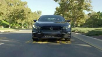 Honda Presidents Day Sale TV Spot, 'Commanding Offers: Civic and Accord' [T2] - Thumbnail 1