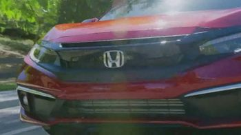 Honda Presidents Day Sale TV Spot, 'Commanding Offers: Civic and Accord' [T2] - Thumbnail 7