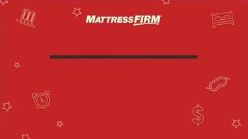 Mattress Firm Presidents Day Sale TV Spot, 'Free Base' - Thumbnail 1