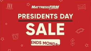 Mattress Firm Presidents Day Sale TV Spot, 'Free Base' - Thumbnail 2