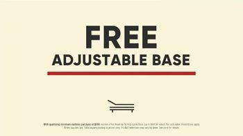 Mattress Firm Presidents Day Sale TV Spot, 'Free Base' - Thumbnail 6