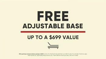 Mattress Firm Presidents Day Sale TV Spot, 'Free Base' - Thumbnail 7