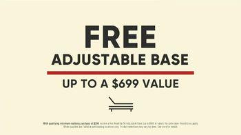 Mattress Firm Presidents Day Sale TV Spot, 'Free Base' - Thumbnail 8