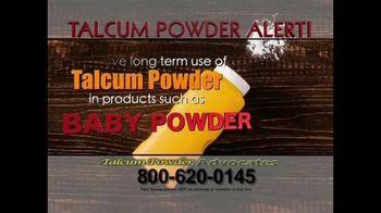 Talcum Powder Advocates TV Spot, 'Ovarian Cancer' - Thumbnail 3