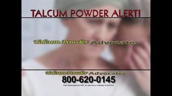 Talcum Powder Advocates TV Spot, 'Ovarian Cancer' - Thumbnail 5