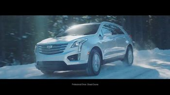 2019 Cadillac XT5 TV Spot, 'The Cadillac SUVs: Winter' Song by The Sensations [T2]