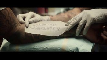 Hulu TV Spot, 'Hulu Has Live Sports: Tattoo' Featuring Damian Lillard - Thumbnail 2
