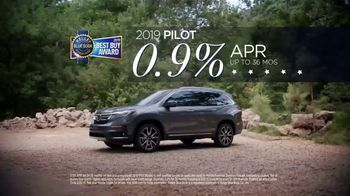 Honda Presidents Day Sales Event TV Spot, 'Save Your Presidents' [T2] - Thumbnail 5