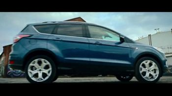 2019 Ford Escape TV Spot, 'Born to Roll: Artist Georgie Nakima' [T2] - Thumbnail 2