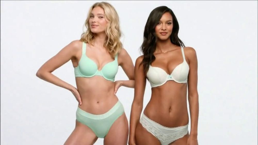 Victoria's Secret Perfect Shape Bras TV Commercial, 'Push You Up or In' Song by Claire Laffut