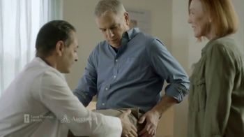 Ascension Health TV Spot, 'Orthopedics' - Thumbnail 3