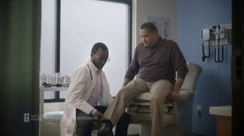 Ascension Health TV Spot, 'Orthopedics' - Thumbnail 5