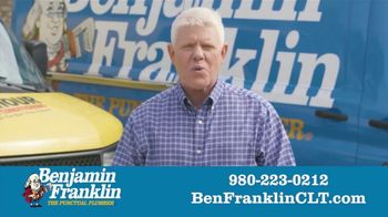 Benjamin Franklin Plumbing TV Spot, '$57 Off Repair' - Thumbnail 6