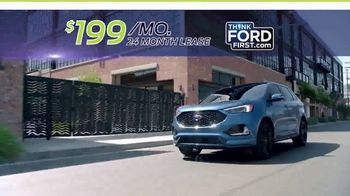 Ford Matching Down Payment Sales Event TV Spot, '2019 Edge' [T2] - Thumbnail 9