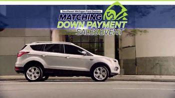 Ford Matching Down Payment Sales Event TV Spot, '2019 Edge' [T2] - Thumbnail 2