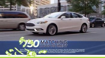 Ford Matching Down Payment Sales Event TV Spot, '2019 Edge' [T2] - Thumbnail 4