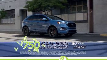 Ford Matching Down Payment Sales Event TV Spot, '2019 Edge' [T2] - Thumbnail 8