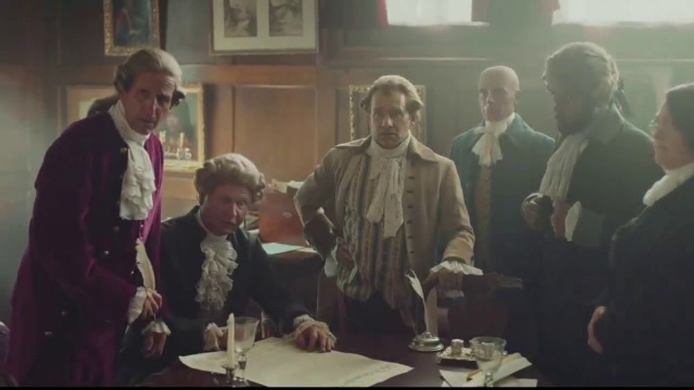 IHOP Free Pancake Day TV Commercial, 'The Declaration of Pancakes'
