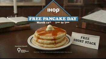 IHOP Free Pancake Day TV Spot, 'The Declaration of Pancakes' - Thumbnail 10