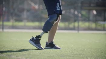 Challenged Athletes Foundation TV Spot, 'Salute: Alex Ruiz' Featuring Drew Brees