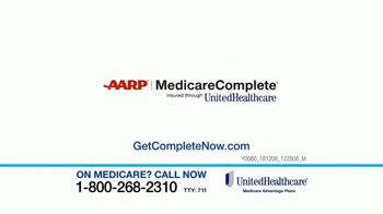 UnitedHealthcare AARP MedicareComplete TV Spot, 'More Than Great Benefits' - Thumbnail 9