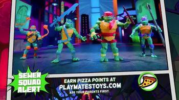 Rise of the Teenage Mutant Ninja Turtle TV Spot, 'Sewer Lair' - Thumbnail 10
