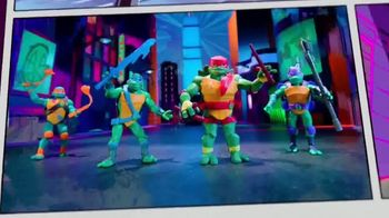 Rise of the Teenage Mutant Ninja Turtle TV Spot, 'Sewer Lair'