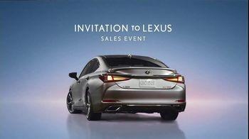 Invitation to Lexus Sales Event TV Spot, 'Enchantment' [T1] - Thumbnail 7