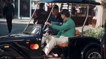 Mastercard TV Spot, 'Tom and Justin Off the Course: Play Through' Feat Tom Watson, Justin Rose - 191 commercial airings