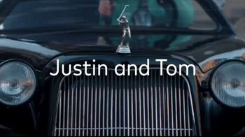 Mastercard TV Spot, 'Tom and Justin Off the Course: Play Through' Feat Tom Watson, Justin Rose - Thumbnail 1
