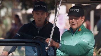 Mastercard TV Spot, 'Tom and Justin Off the Course: Play Through' Feat Tom Watson, Justin Rose - Thumbnail 3