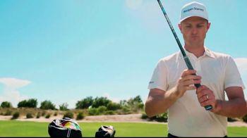 Lamkin Sonar Grip TV Spot, 'Full Control' Featuring Justin Rose