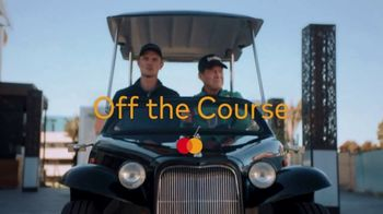 Mastercard TV Spot, 'Tom and Justin Off the Course: Caddie' Feat. Tom Watson, Justin Rose - Thumbnail 2