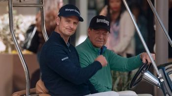 Mastercard TV Spot, 'Tom and Justin Off the Course: Caddie' Feat. Tom Watson, Justin Rose - Thumbnail 8