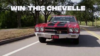 Chevelle Dream Giveaway TV Spot, 'Tax-Deductible Donation' - Thumbnail 1
