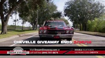 Chevelle Dream Giveaway TV Spot, 'Tax-Deductible Donation' - Thumbnail 2