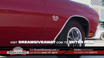 Chevelle Dream Giveaway TV Spot, 'Tax-Deductible Donation' - Thumbnail 3